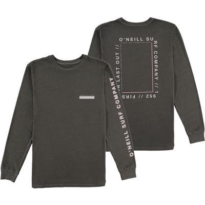 Oneill Squared Longsleeve T-Shirt Mens