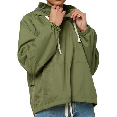 Oneill Portland Hooded Windbreaker Jacket Women's
