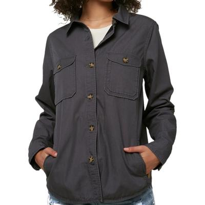 Oneill Firelight Woven Shirt Jacket Women's