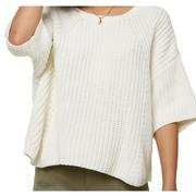 Oneill Sanchez Wide Neck Sweater Women's Natural