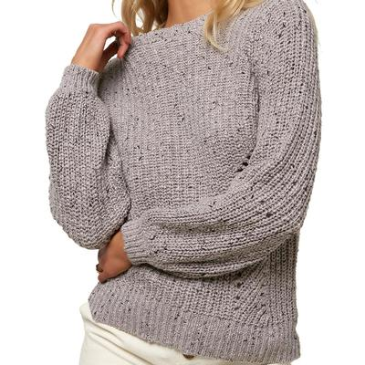 Oneill Sailaway Knit Pullover Sweater Women's
