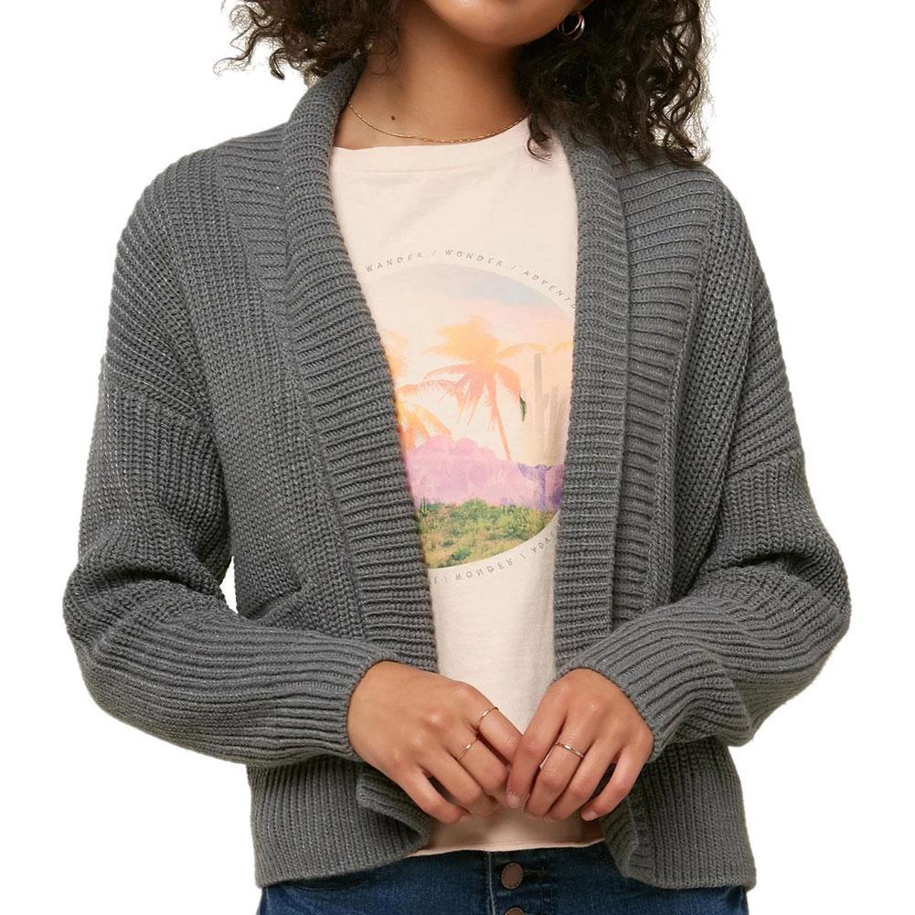 Oneill Anchor Cardigan Sweater Women's