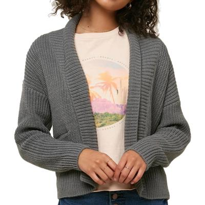 Oneill Anchor Cardigan Sweater Women's