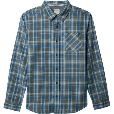 Oneill Sheltered Flannel Shirt Mens