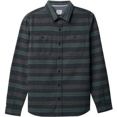 Oneill Blanket Long Sleeve Button Up Shirt Mens
