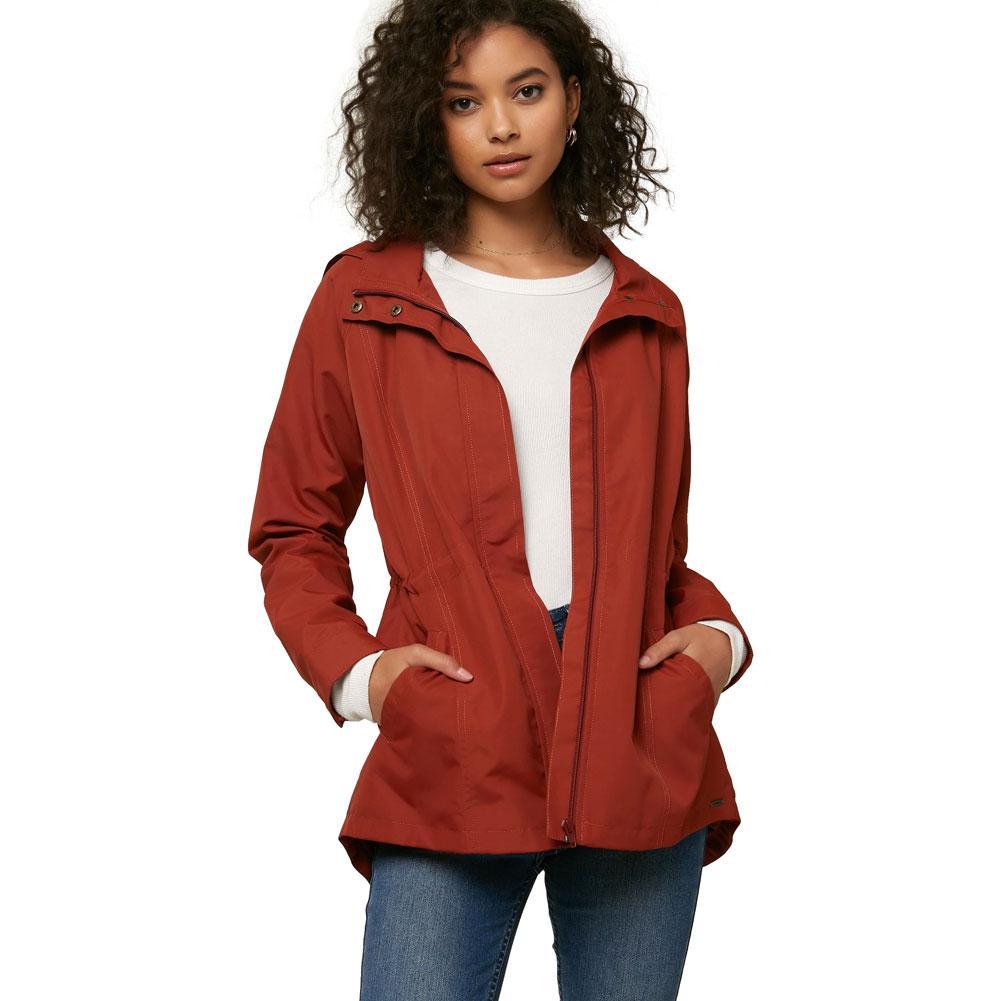 Oneill Gayle Rain Jacket Women's