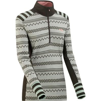 Kari Traa Akle Half Zip Baselayer Top Women's