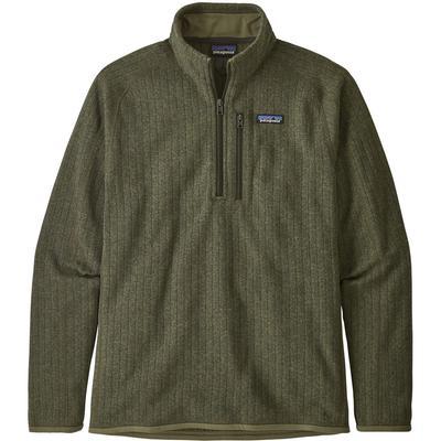 Patagonia Better Sweater Rib Knit 1/4 Zip Fleece Men's