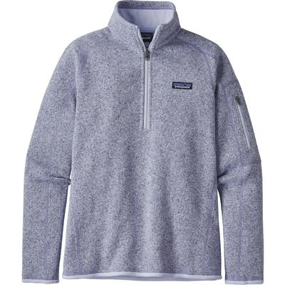 Patagonia Better Sweater 1/4 Zip Fleece Women's