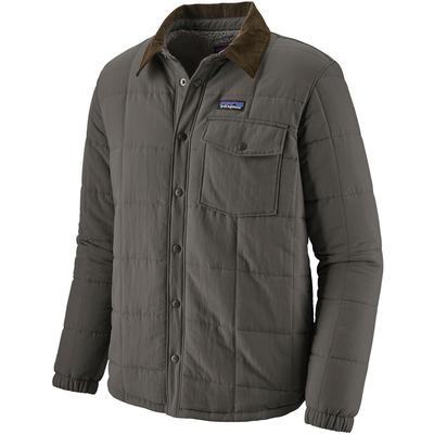 Patagonia Isthmus Quilted Shirt Fleece Lined Jacket Men's