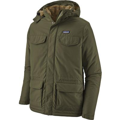 Patagonia Isthmus Fleece Lined Parka Men's