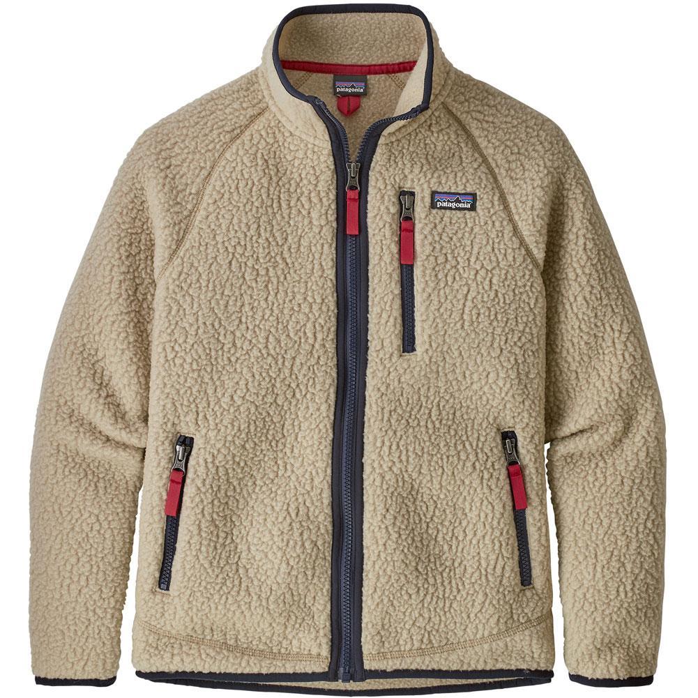 Patagonia Retro Pile Fleece Jacket Boys '