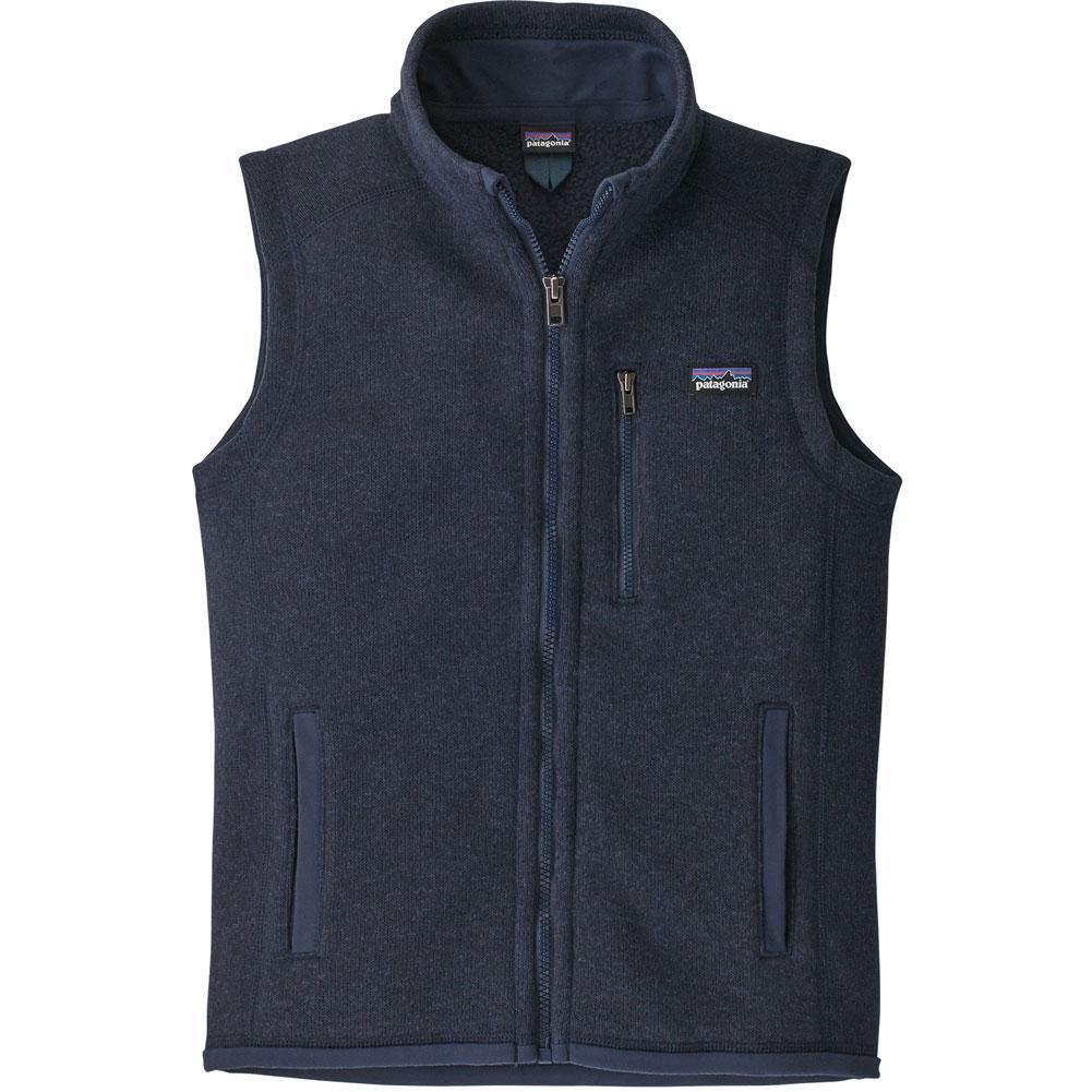 Patagonia Better Sweater Vest Boys ' (Prior Season)