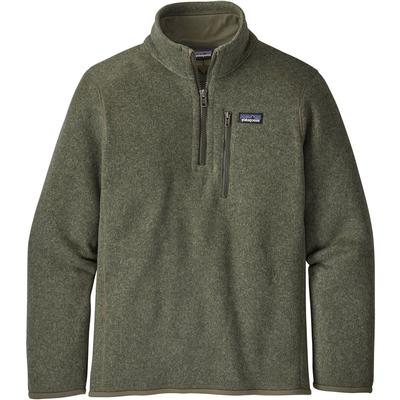 Patagonia Better Sweater 1/4 Zip Fleece Top Boys'