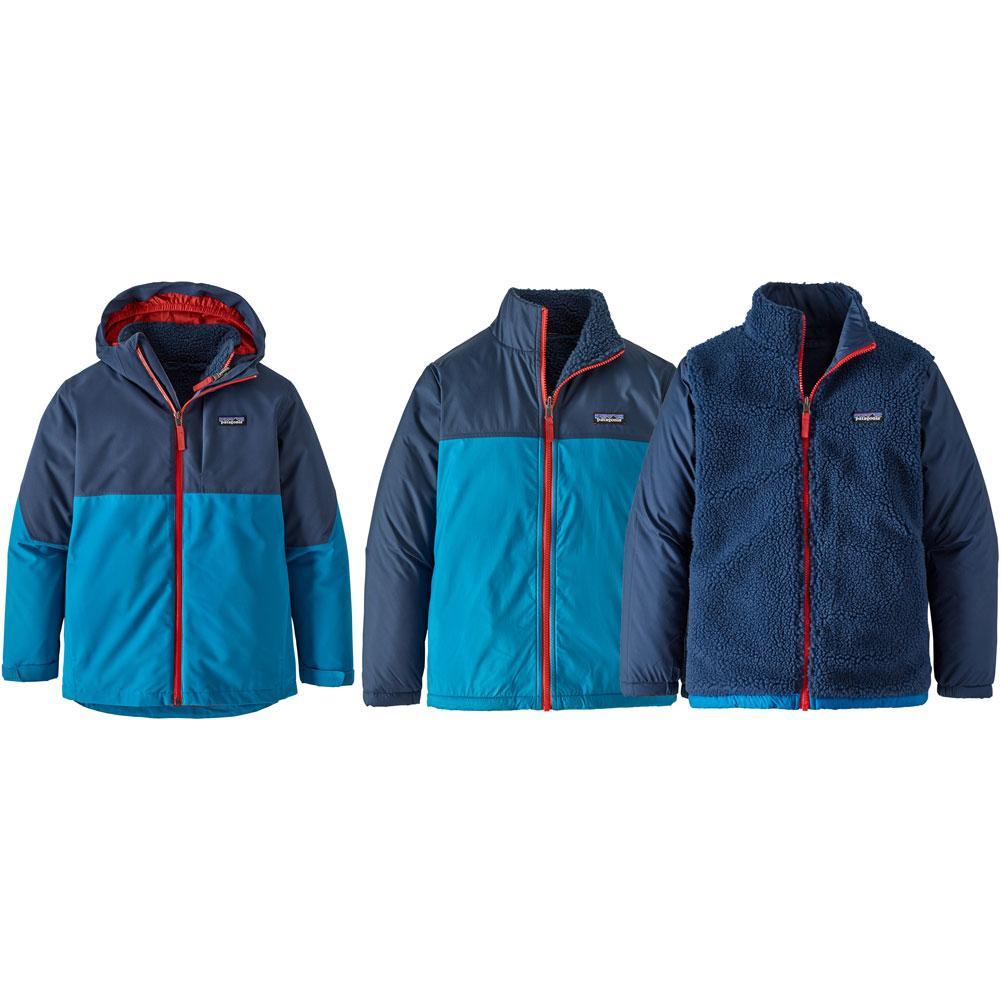 Patagonia 4- In- 1 Everyday Jacket Boys '