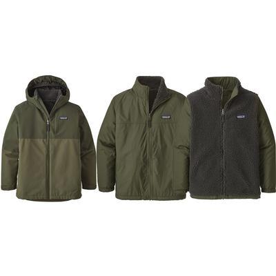 Patagonia 4-In-1 Everyday Jacket Boys'