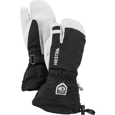 Hestra Army Leather Heli Ski Jr. 3 Finger Gloves Kids'