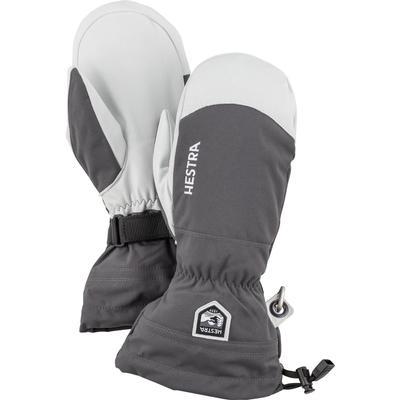 Hestra Army Leather Heli Ski Mitt Men's