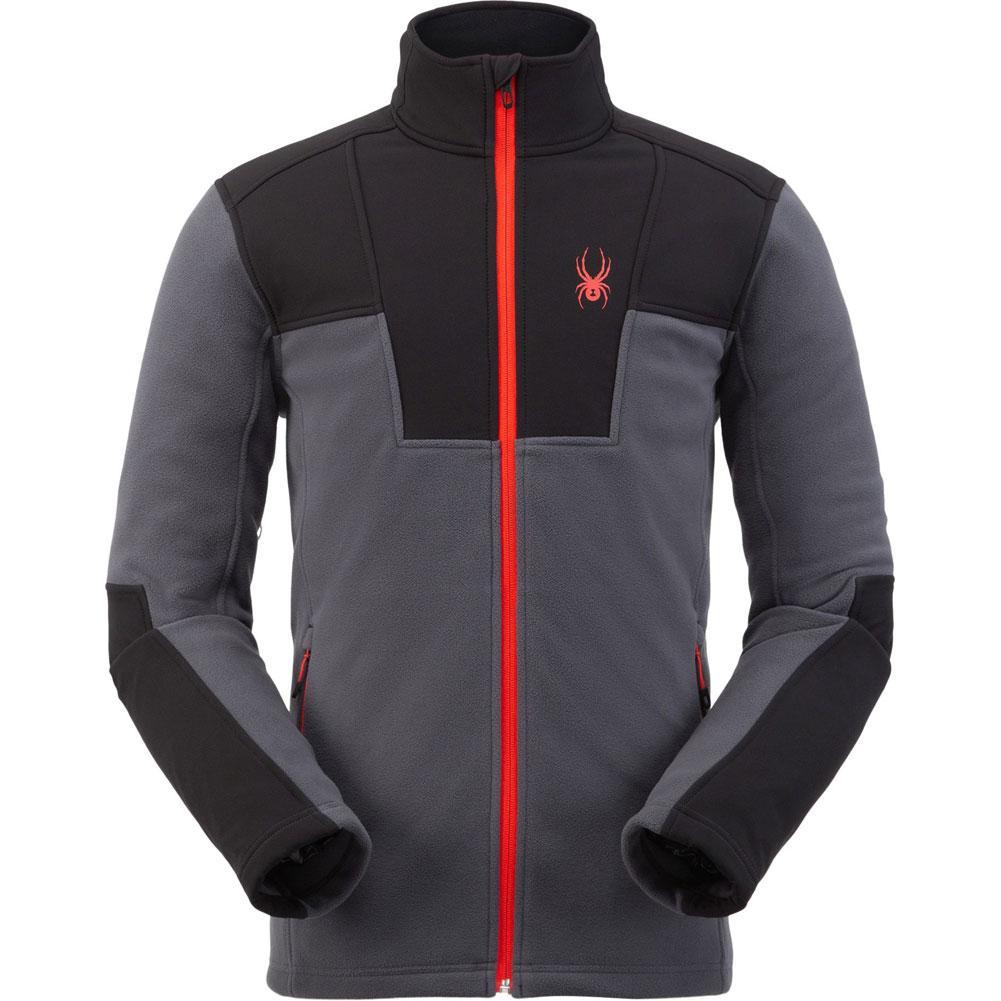 Spyder Basin Full Zip Fleece Jacket Men's