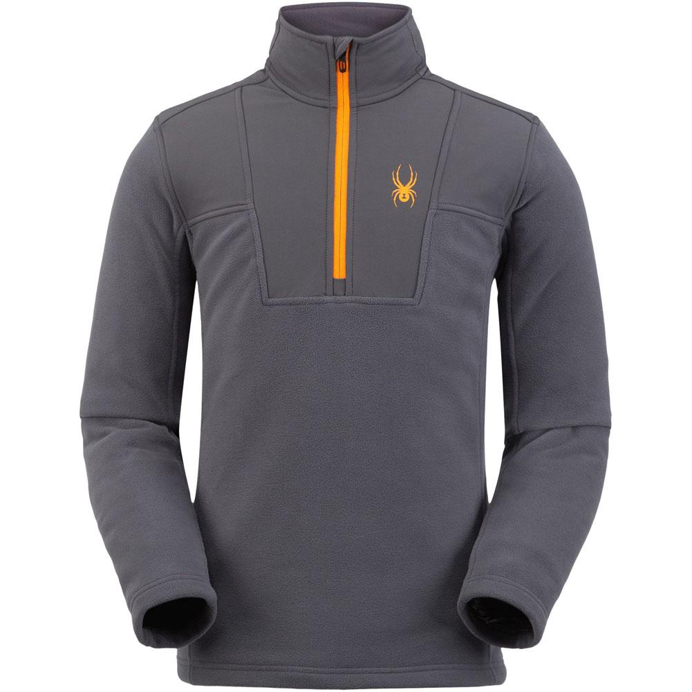 Spyder Basin Half Zip Fleece Jacket Men's