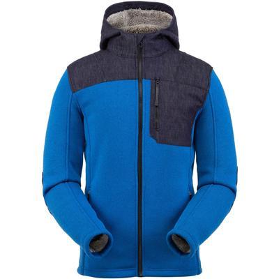 Spyder Alps Full Zip Hoodie Fleece Jacket Men's