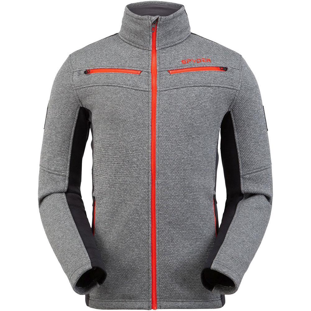 Spyder Wengen Encore Full Zip Fleece Jacket Men's