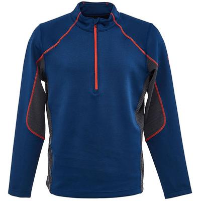 Spyder Halcyon Zip T-Neck Top Men's