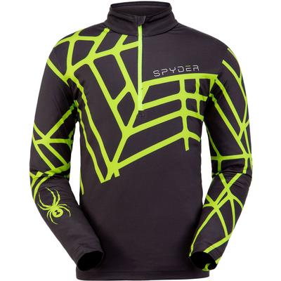 Spyder Vital Zip T-Neck Men's