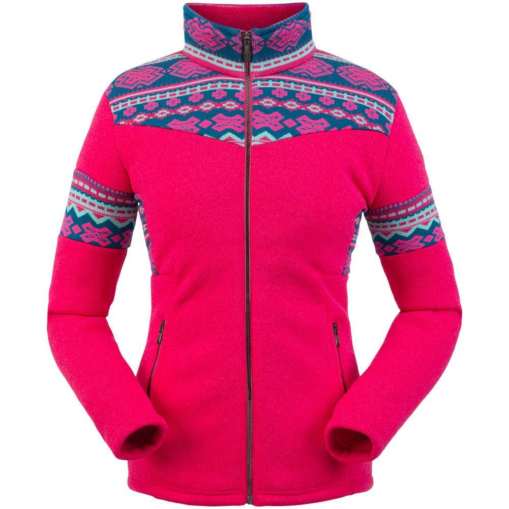 Spyder Bella Full Zip Fleece Jacket Women's