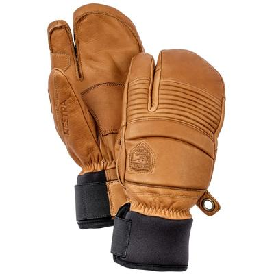 Hestra Leather Fall Line 3-Finger Glove