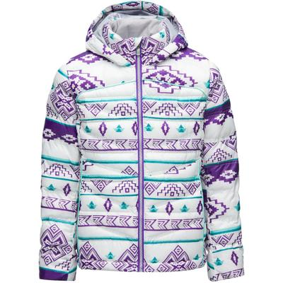 Spyder Timeless Hoodie Synthetic Down Jacket Girls'