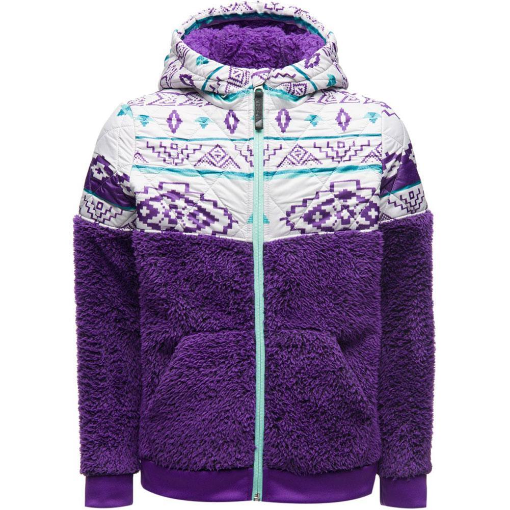 Spyder Park Hoodie Jacket Girls '