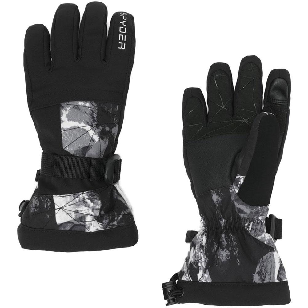 Spyder Overweb Gloves Boys '