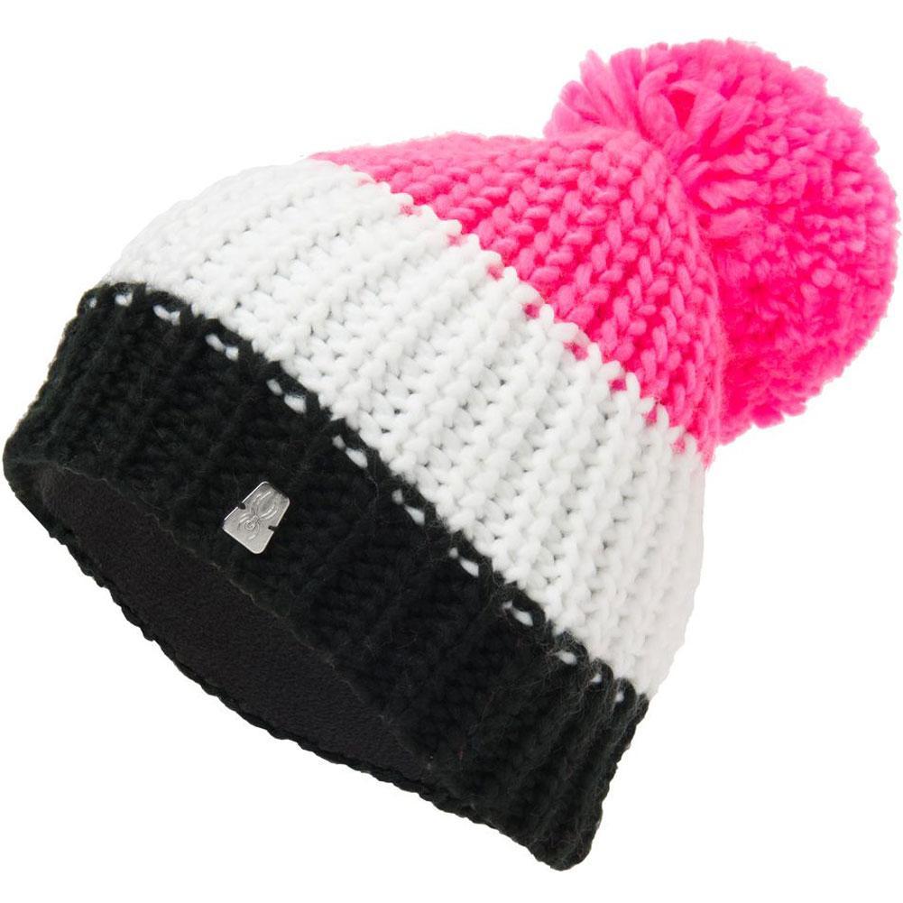 Spyder Brrr Berry Hat Girls '
