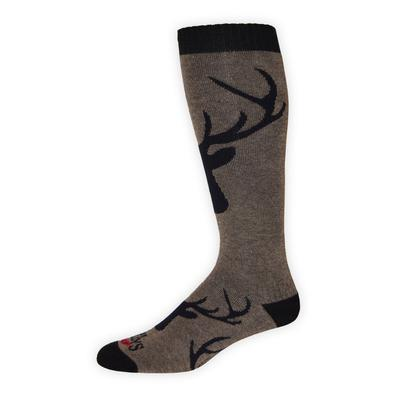 HOT CHILLYS M ANTLERS MID VOL SOCK