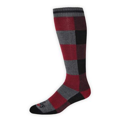 HOT CHILLYS M LUMBER JACK MID VOL SOCK
