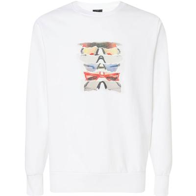Oakley Sunglass Print Crewneck Men's