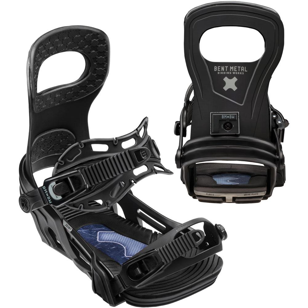 Bent Metal Joint Bindings Men's