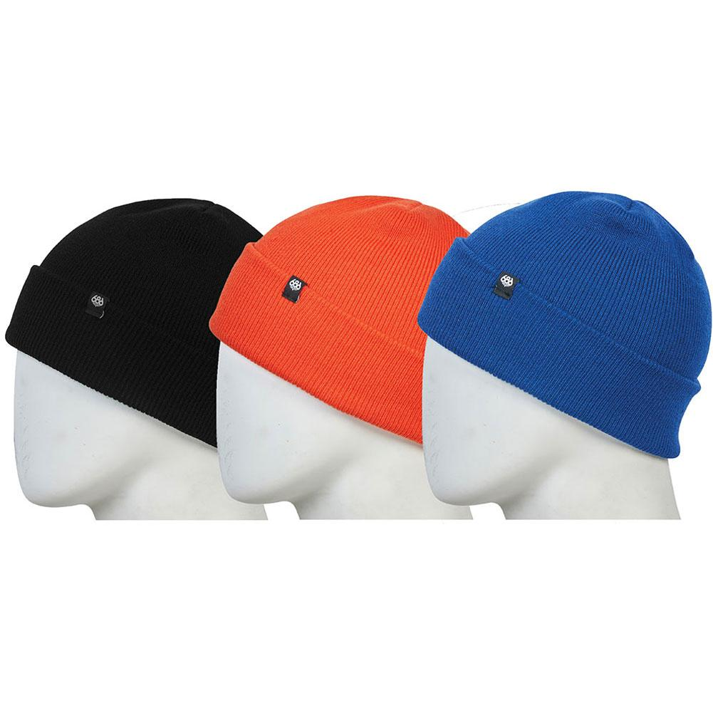 686 Standard Roll Up Beanie - 3 Pack