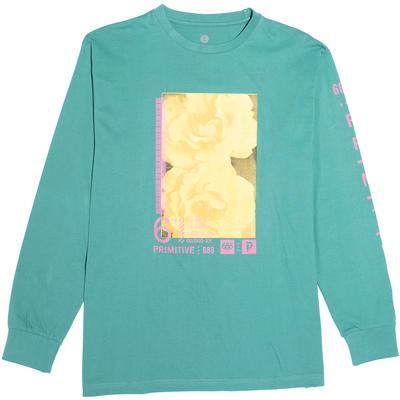 686 Primitive Flora Long-Sleeve T-Shirt Men's