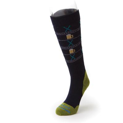 Fits Sock Co. Light Ski OTC Socks