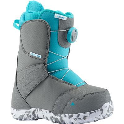 Burton Zipline BOA Snowboard Boots Kids'
