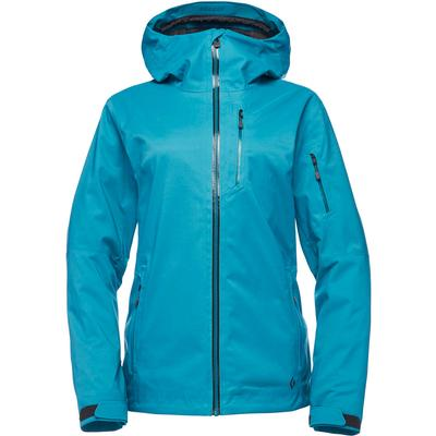 Black Diamond Boundary Line Mapped Insulated Jacket Women's