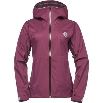Black Diamond Stormline Stretch Rain Shell Jacket Women's