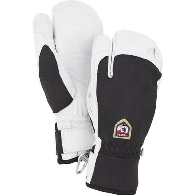 Hestra Army Leather Patrol 3-Finger Mitts Men's
