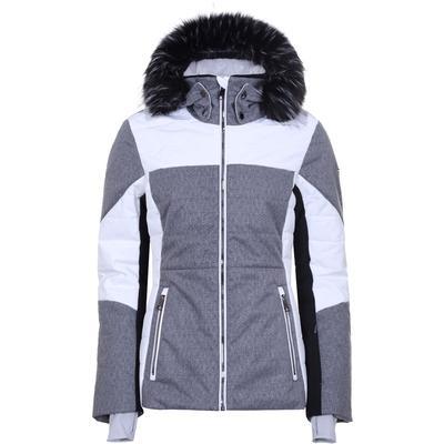 Luhta Ivaska Ski Jacket W/Faux Fur Women's