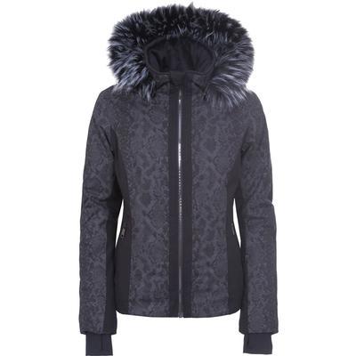 Luhta Ipatti Ski Jacket W/Faux Fur Women's