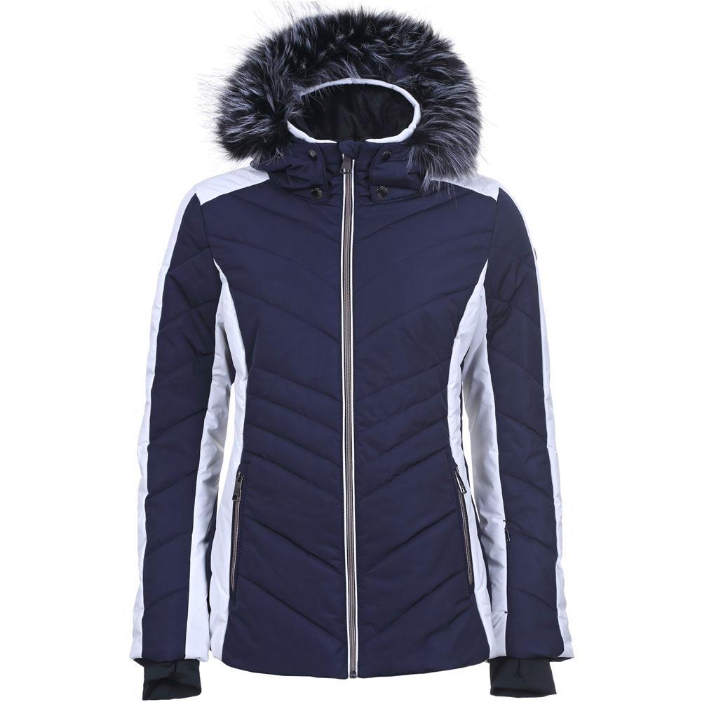 Luhta Jalasjoki Ski Jacket W/Faux Fur Women's