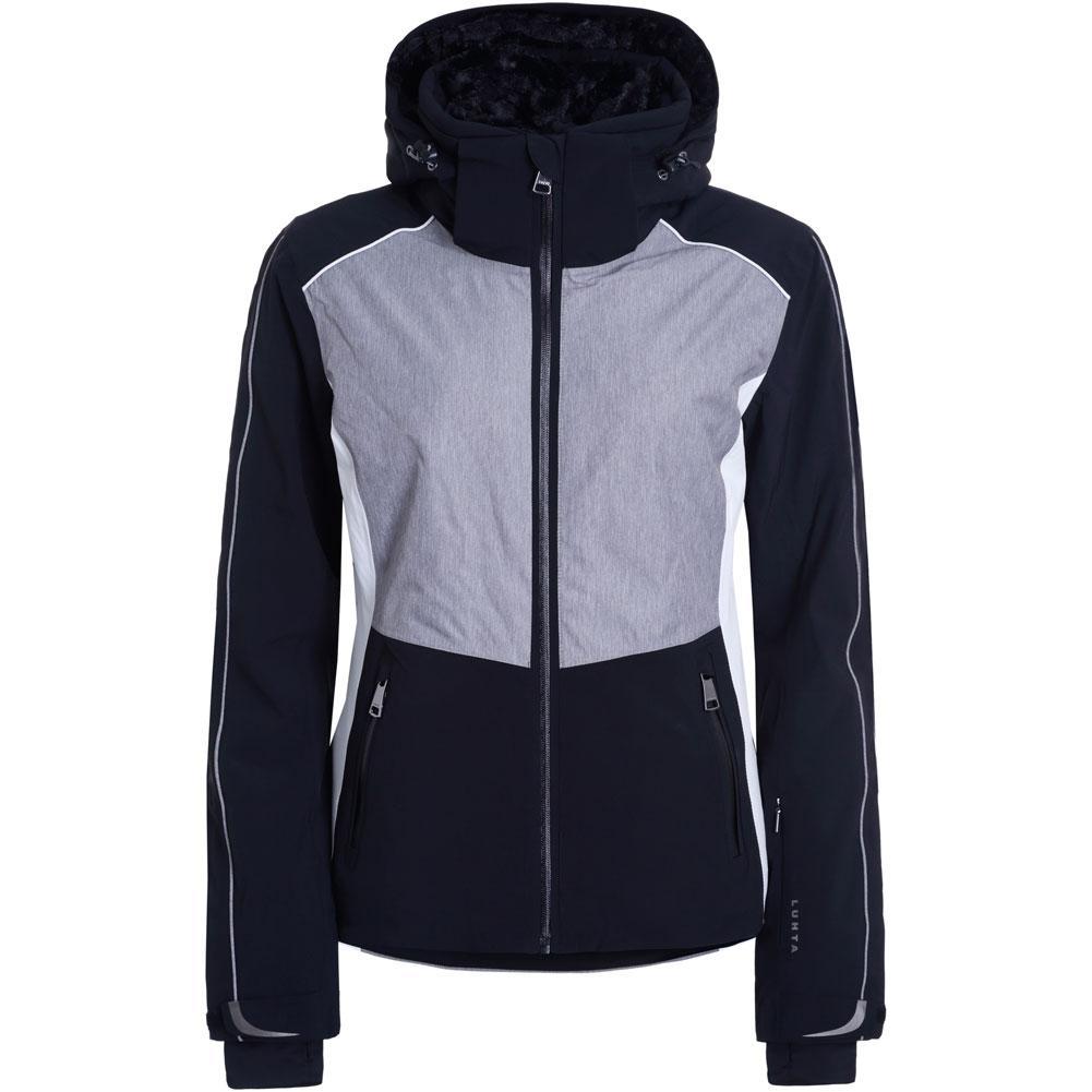 Luhta Janakkala Ski Jacket W/Faux Fur Women's