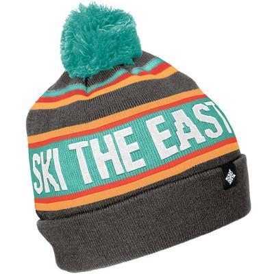 Ski The East Tailgater Pom Beanie Kids'